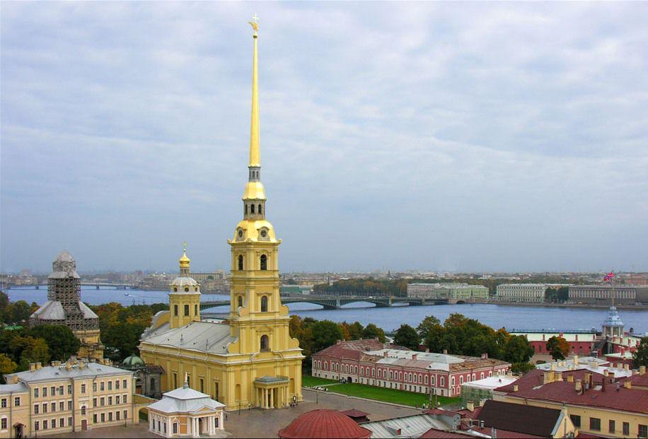 выставка «Три века над городом. История колокольни Петропавловского собора» (постоянная)