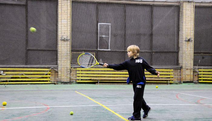Занятия большим теннисом в Tennis Group фото 2