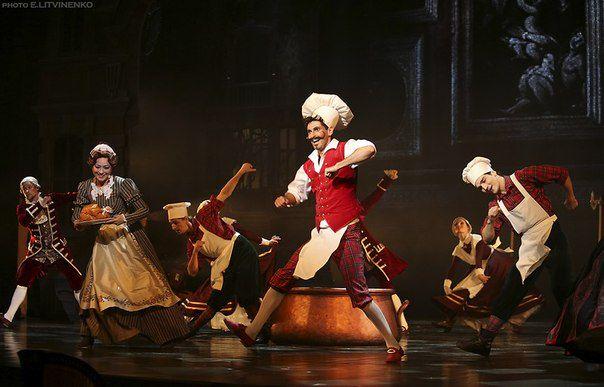 Мюзикл «Джейн Эйр» в Театре «Московская оперетта» фото 5