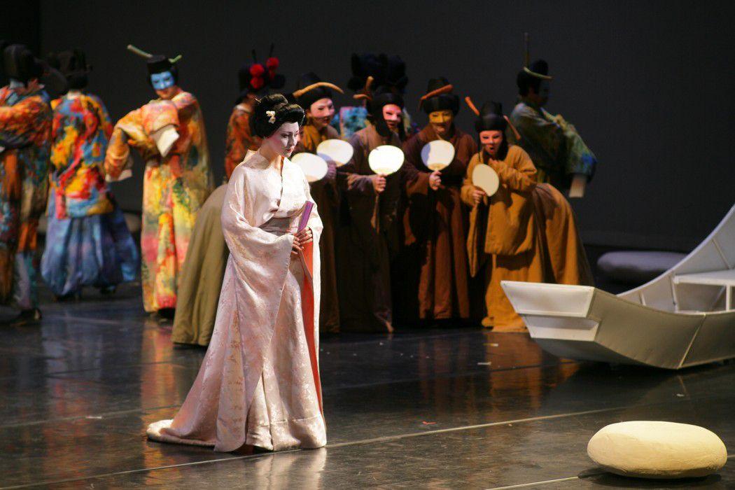 Опера «Мадам Баттерфляй» в Театре имени К. С. Станиславского и Вл. И. Немировича-Данченко фото 5