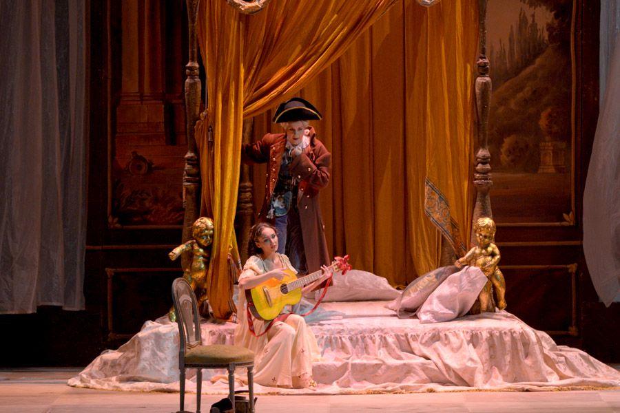 Свадьба фигаро опера