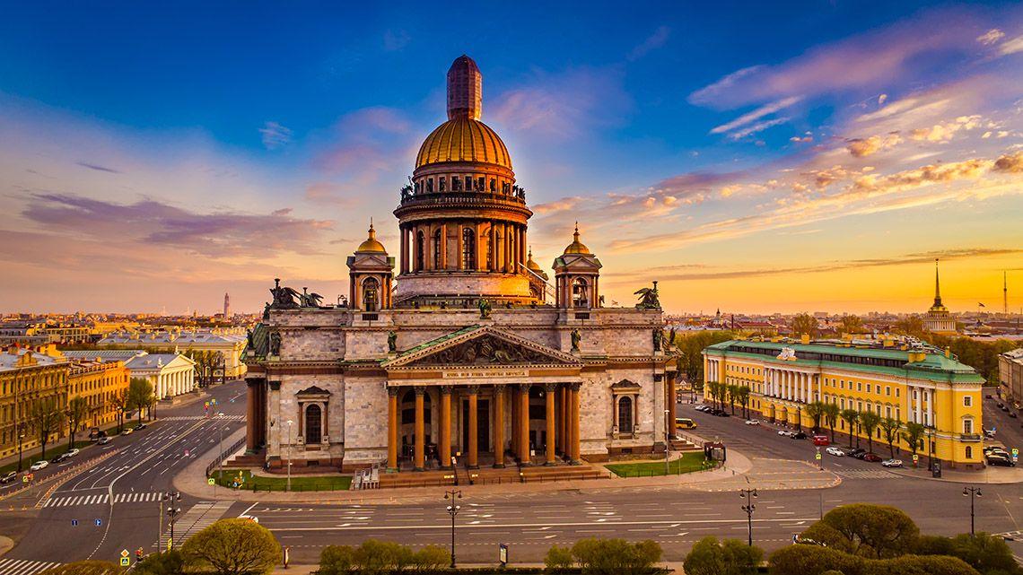 Виртуальные экскурсии по Санкт-Петербургу от ВКонтакте фото 1