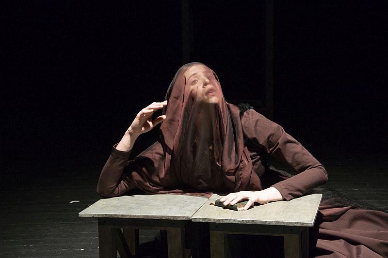 Спектакль «Комедия о вдове» в Театре имени Евг. Вахтангова фото 1