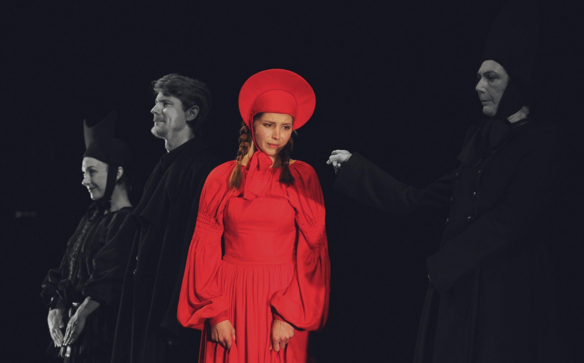Фестиваль «Петербургские театральные сезоны» фото 1