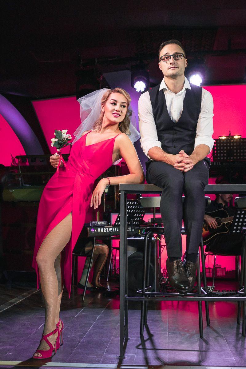 Мюзикл за столиками «Первое свидание» в Театре МДМ фото 9