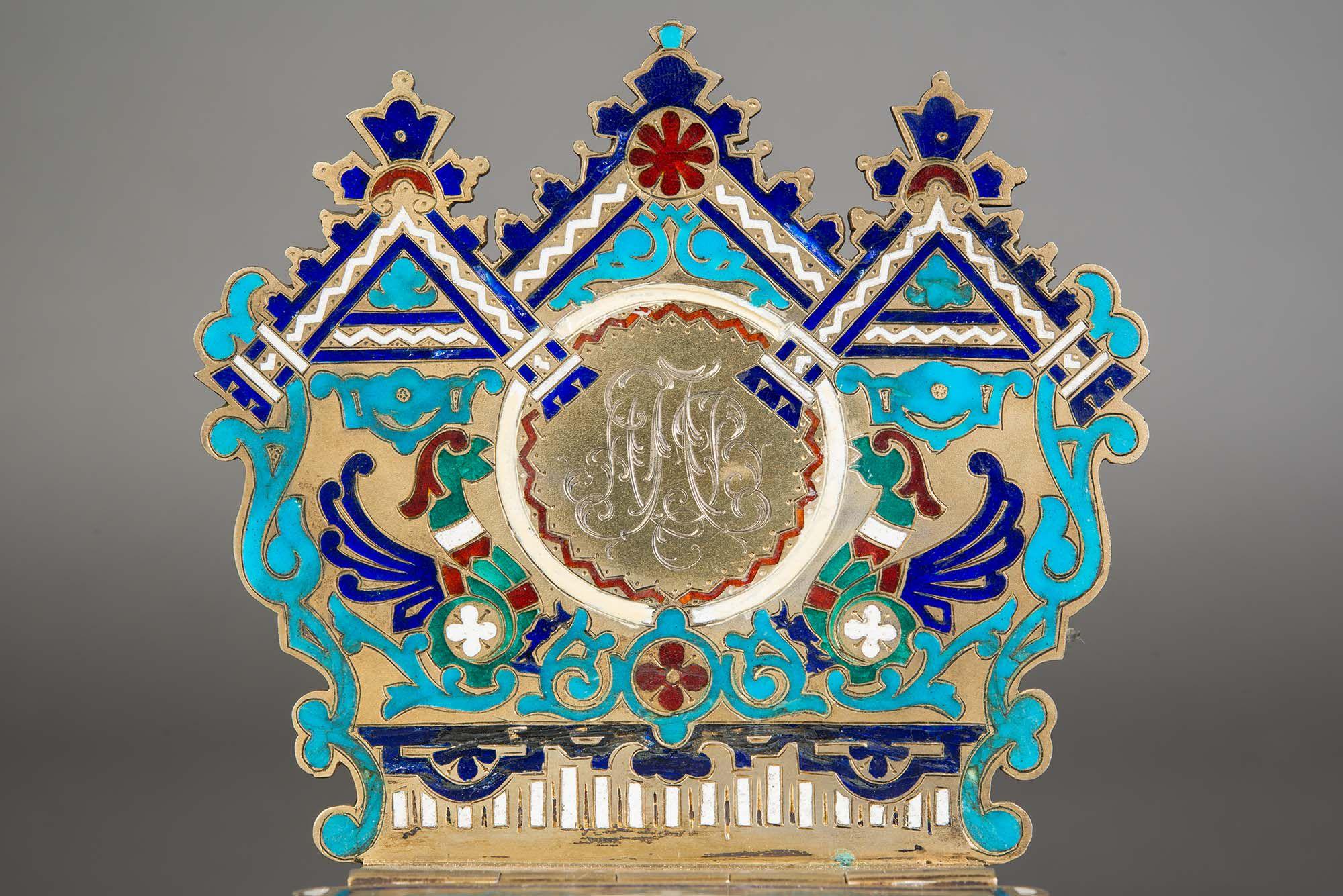 Постоянная экспозиция Музея декоративно-прикладного и народного искусства «Русский стиль. От историзма к модерну» фото 1
