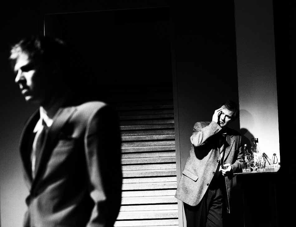 Спектакль «Кто боится Вирджинии Вулф?» в Московском театре юного зрителя фото 4