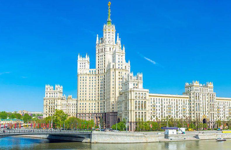 Экскурсия «Легенды сталинских высоток» от туристической компании Delta со скидкой до 39% фото 2