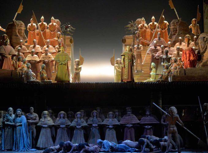 Онлайн-показ оперы «Аида» в постановке Театро «Ла Фениче» (Венеция) фото 1