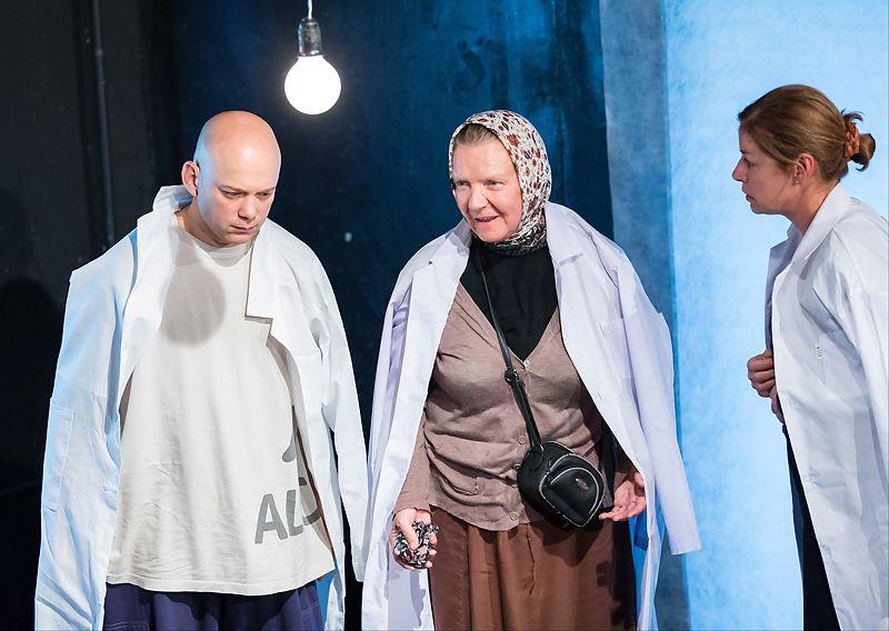 Спектакль «Язычники» в Театре.doc фото 4
