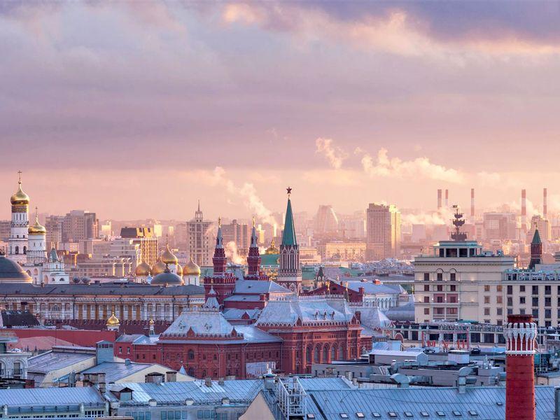 Экскурсия «Москва: инструкция по применению» фото 1