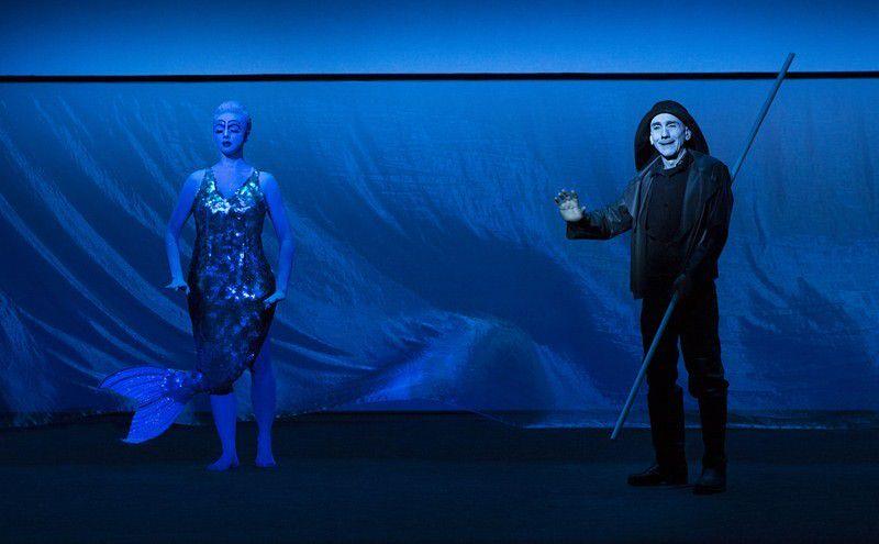 Спектакль «Сказки Пушкина» в Театре Наций фото 11