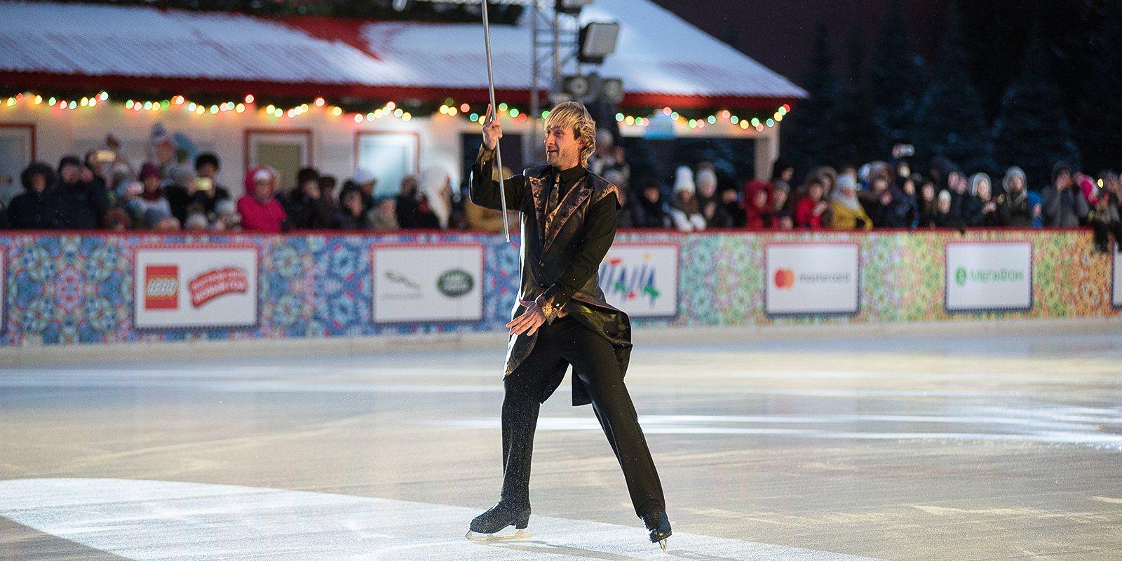 Ледовые спектакли в постановке Евгения Плющенко фото 3