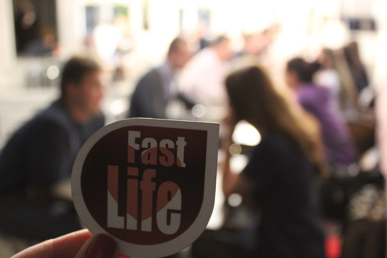 Быстрые свидания (speed dating) от FastLife фото 2