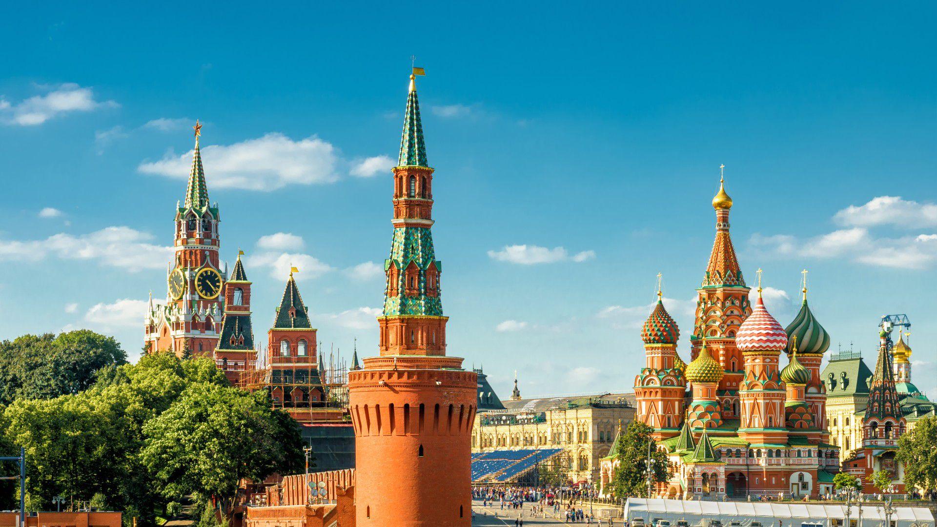 Обзорная экскурсия по Москве (4 часа) фото 1