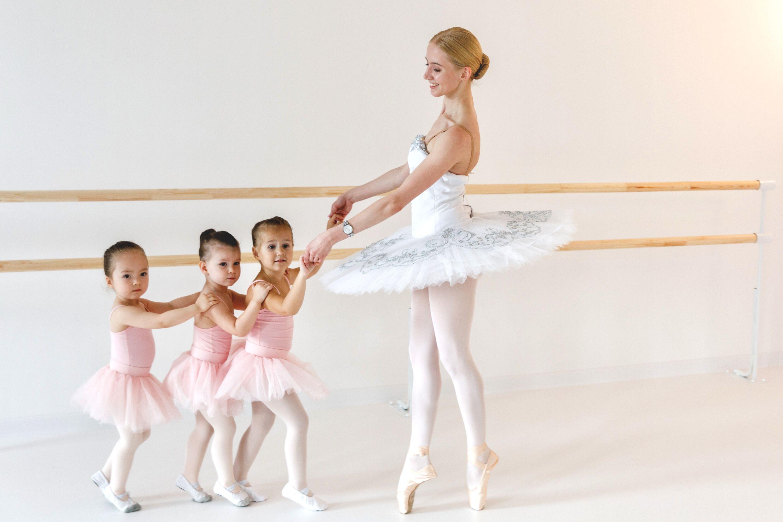 Бесплатный пробный урок в школе «Балет с 2 лет» фото 3