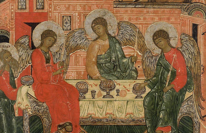 «Русские иконы XVIII- нач. XX вв.» (постоянная экспозиция Эрмитажа)
