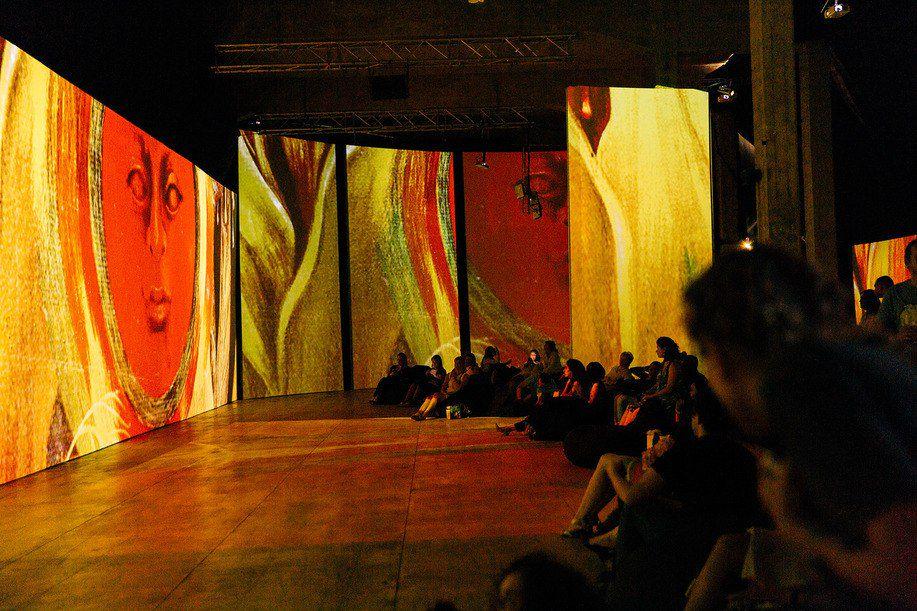 Мультимедийная выставка «Фрида Кало — Ожившие полотна» фото 5