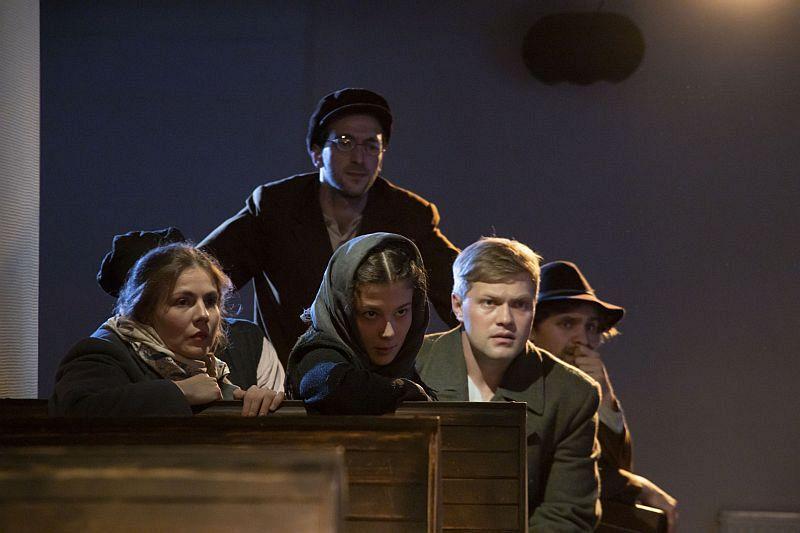 Спектакль «Платонов. Рассказы» в Театре имени Евг. Вахтангова фото 6