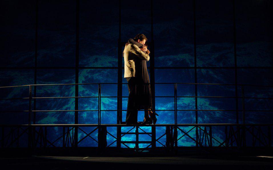Спектакль «Морское путешествие 1933 года» в Театре им. Моссовета фото 5