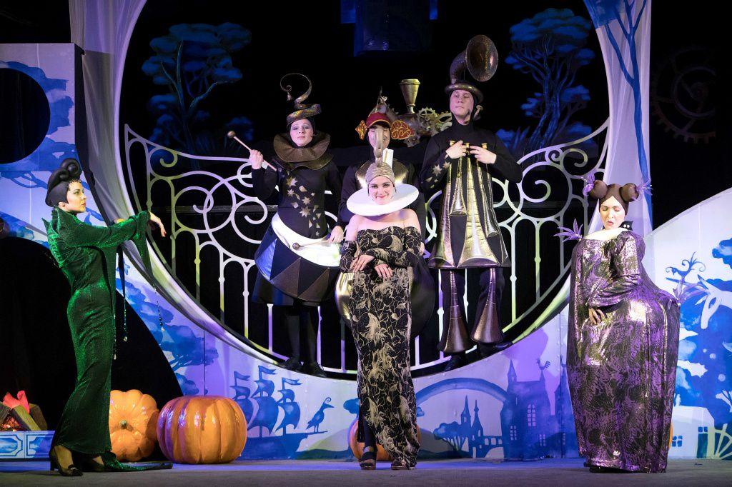 Спектакль «Золушка» в Московском театре кукол на Спартаковской фото 5