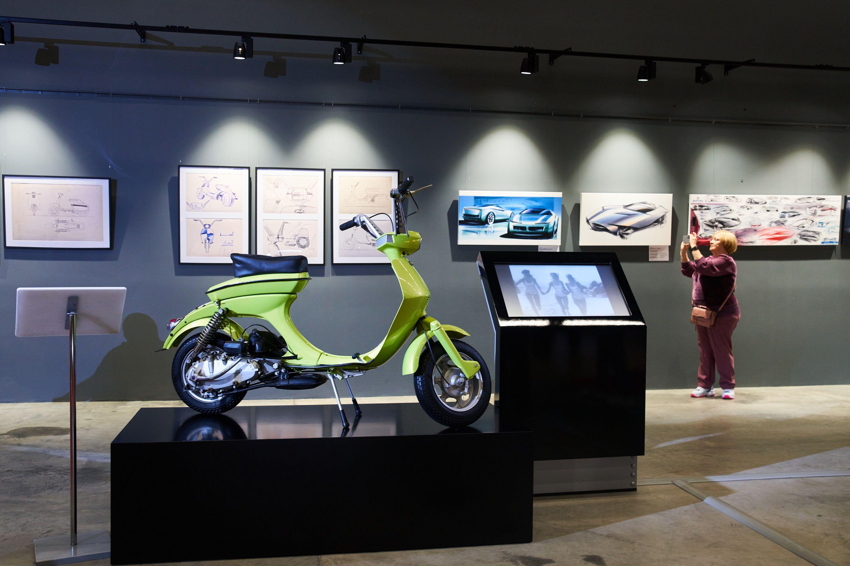 Выставка «Автомобили Нуччо Бертоне — 100 лет итальянского стиля» фото 7