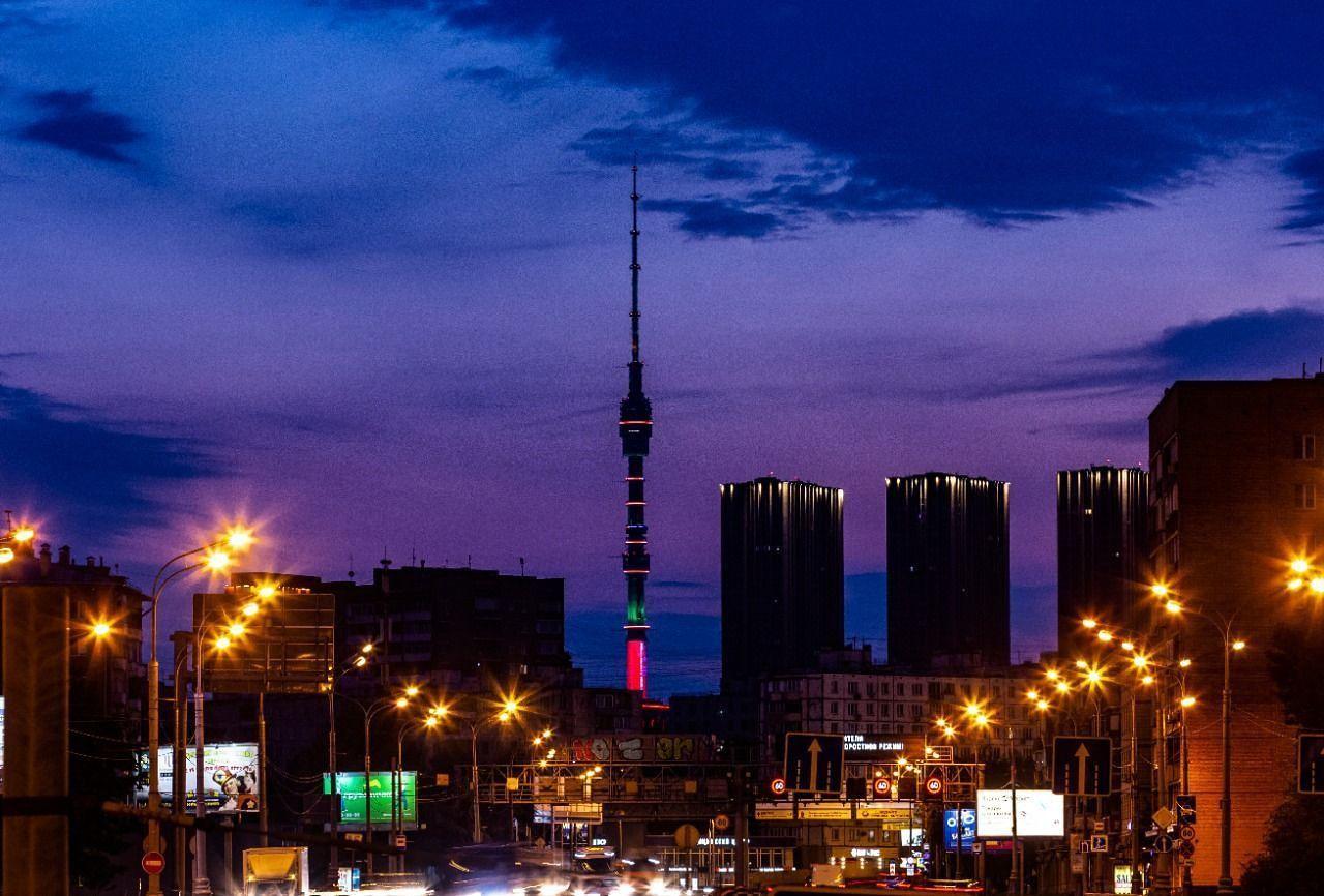 Фотоконкурс «Останкинская башня глазами Москвы» фото 1