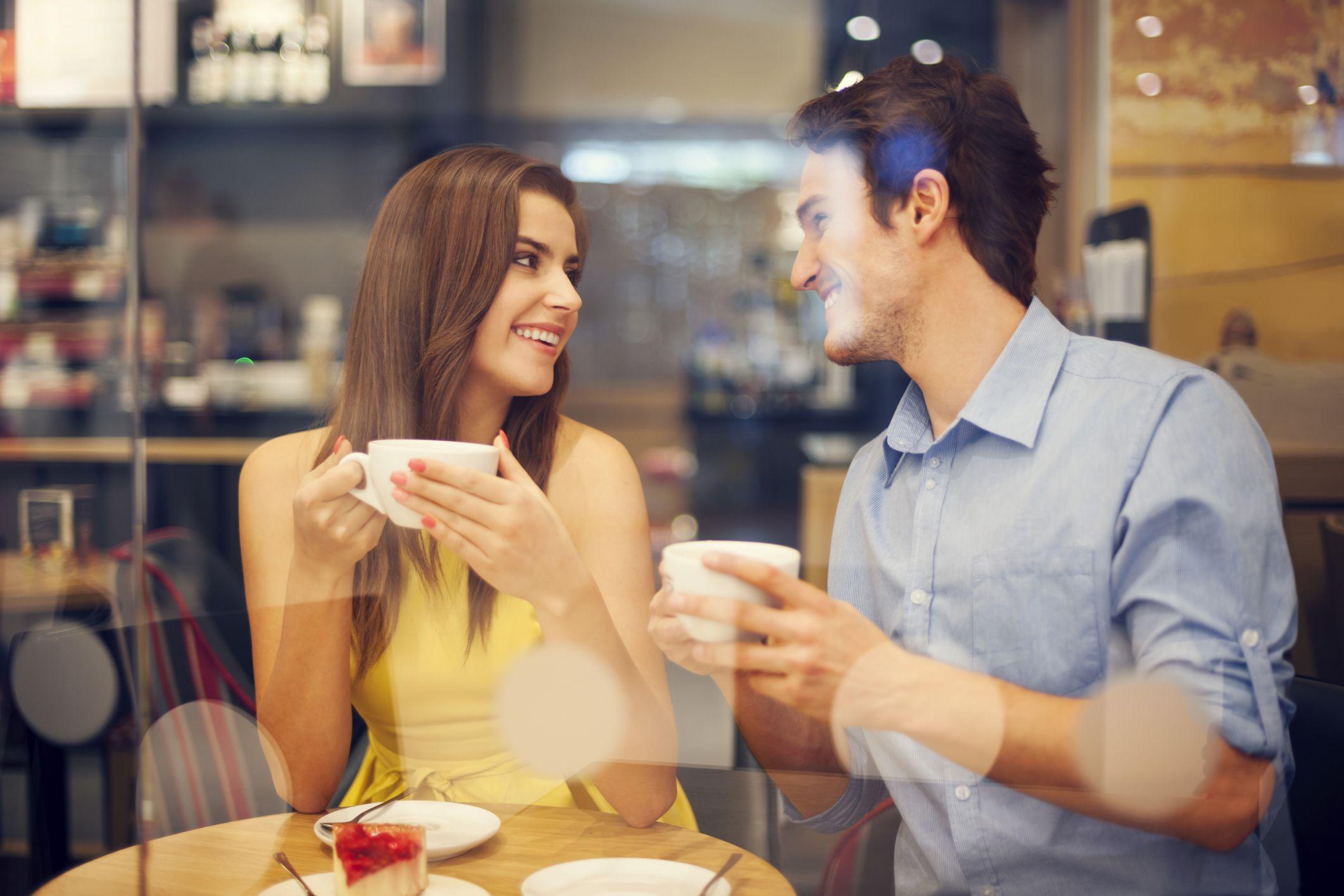 кафе знакомства