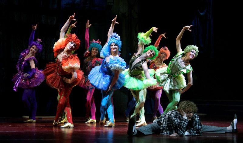 Спектакль «Мистер Икс» в Театре «Московская оперетта» фото 6