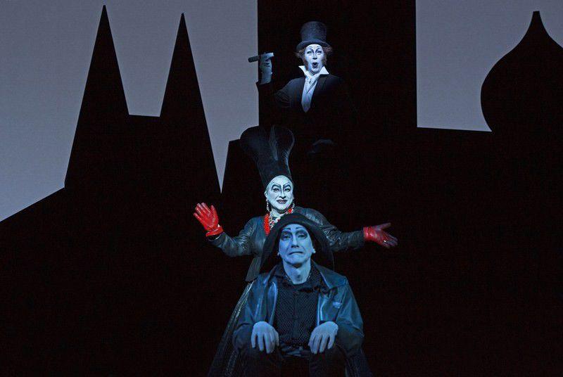 Спектакль «Сказки Пушкина» в Театре Наций фото 10