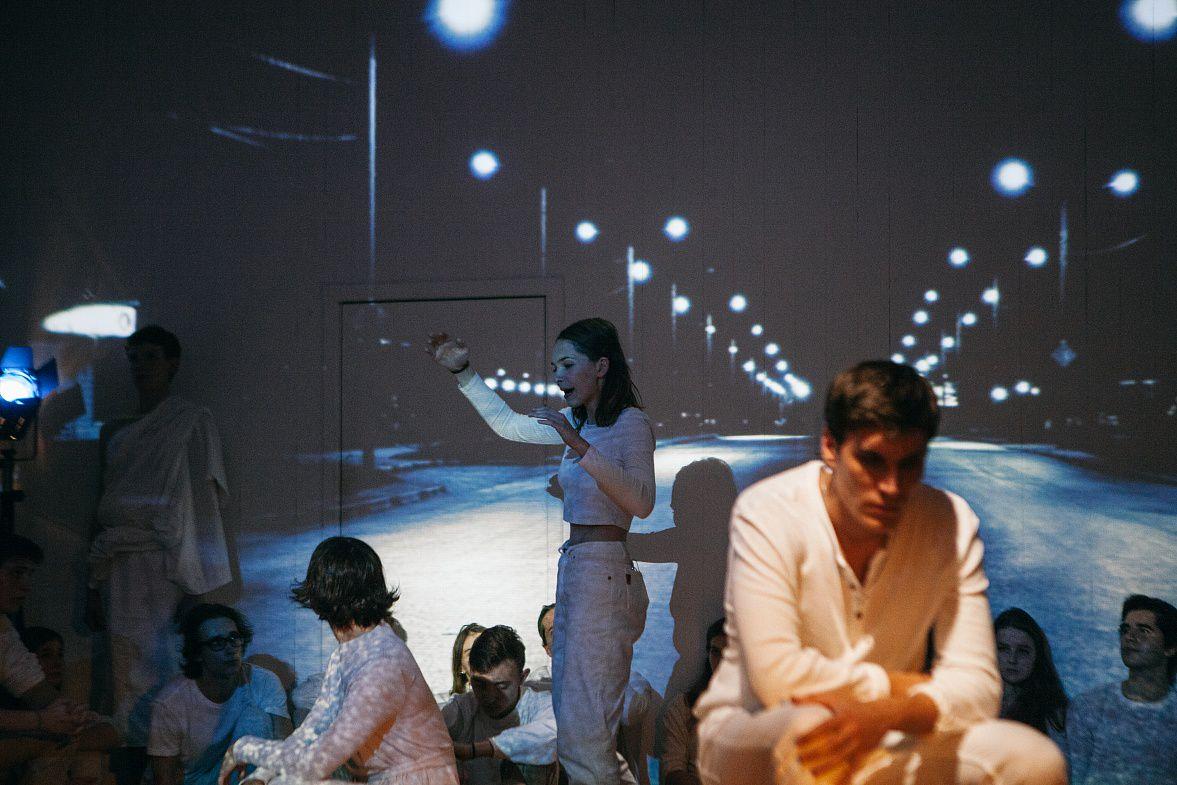 Спектакль «Немой выбор» в Театре «Современник» фото 3