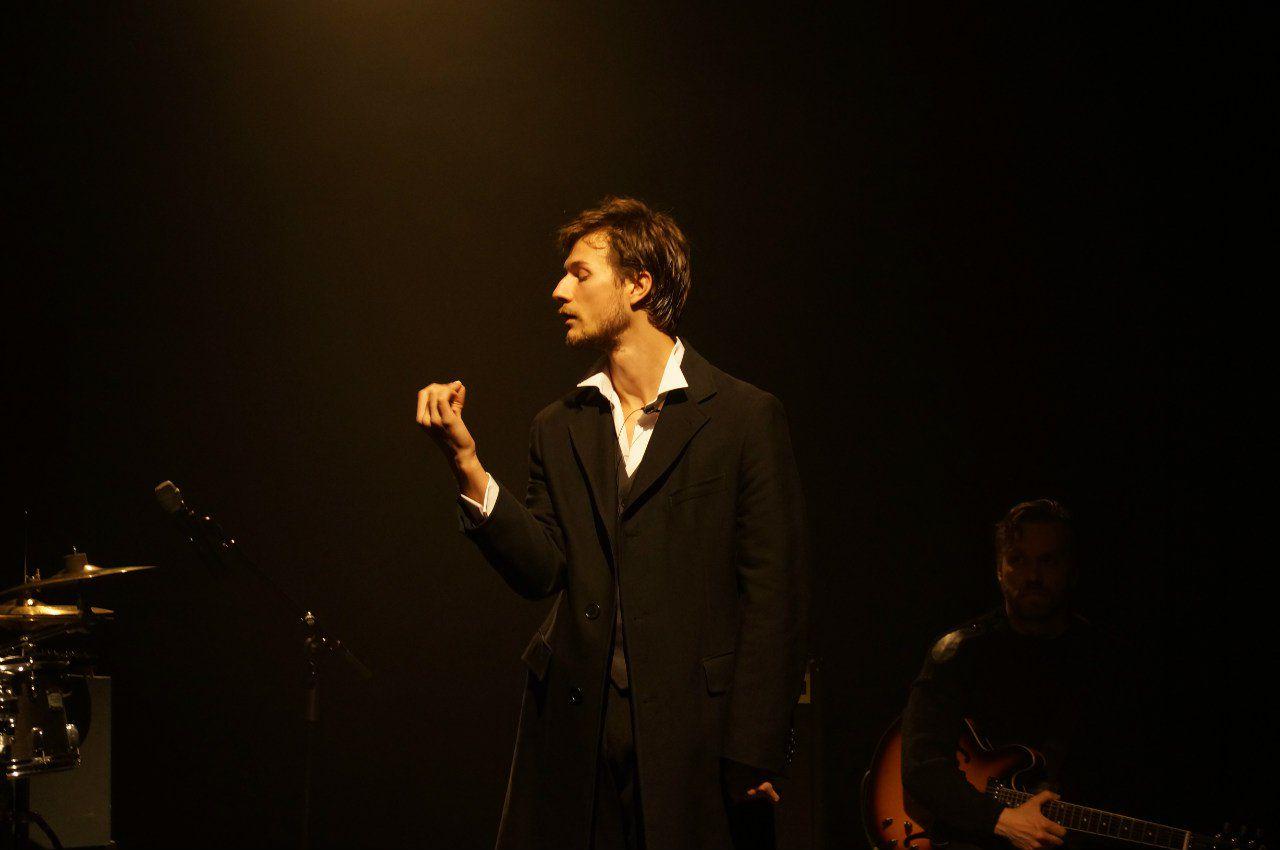 Спектакль «Смешной человек» в Театре «Мастерская П. Н. Фоменко» фото 7