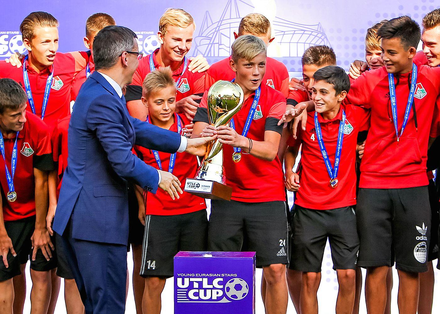 Международный футбольный турнир UTLC Cup 2018 среди юношей фото 2