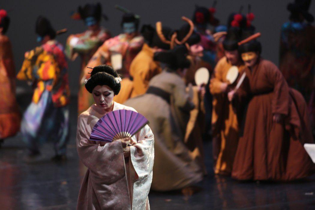 Опера «Мадам Баттерфляй» в Театре имени К. С. Станиславского и Вл. И. Немировича-Данченко фото 1