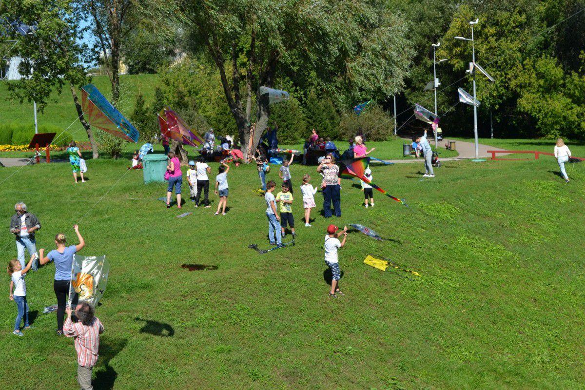 Фестиваль авторских воздушных змеев «ЛеТатлин № 4» фото 3