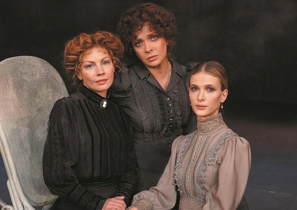 Спектакль «Три сестры» в Театре «Современник» фото 1