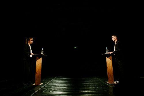 Спектакль «Солнечная линия» в Театре.doc фото 1