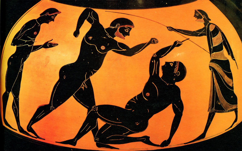 Днем бухгалтера, картинки чемпионов древней греции
