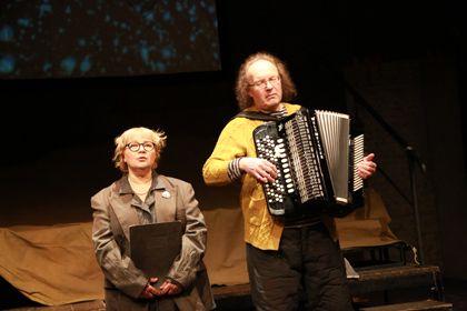 Спектакль «Магадан. Кабаре» в Театре «Около дома Станиславского» фото 2