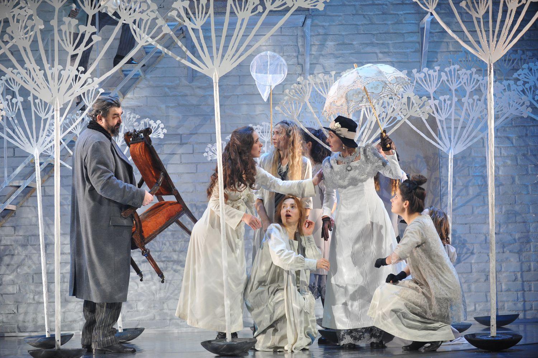 Спектакль «Блаженный остров» в Театре Et Cetera фото 6