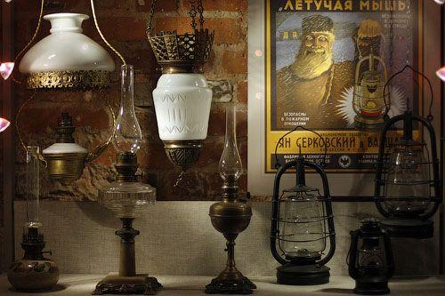 Постоянная экспозиция в музее «Огни Москвы» фото 1