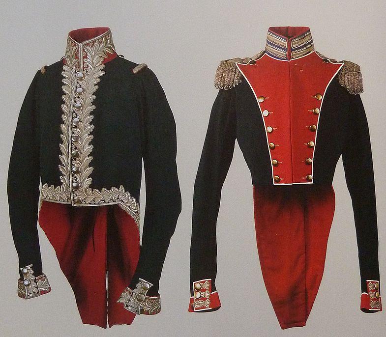 коллекция Эрмитажа «Военный костюм»