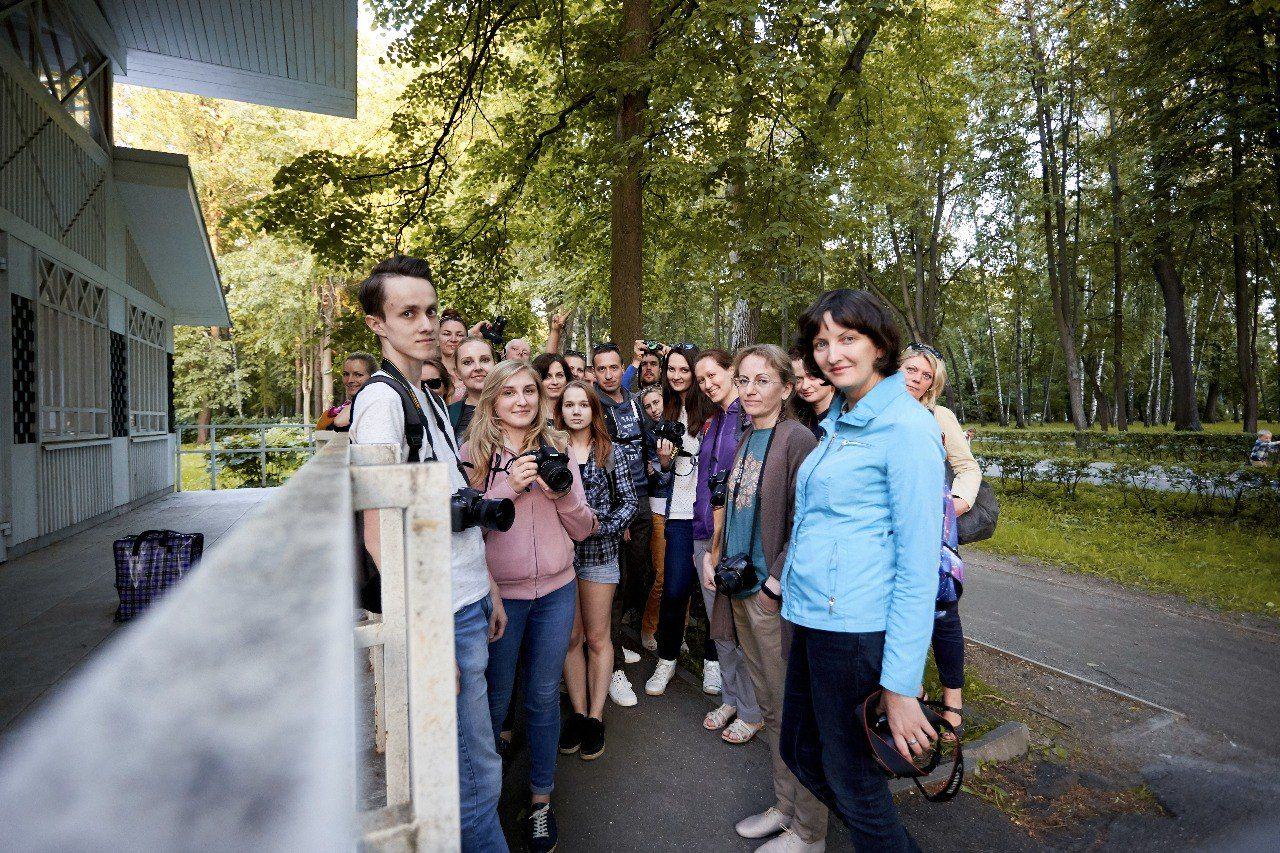 Бесплатные занятия в Измайловском парке фото 1