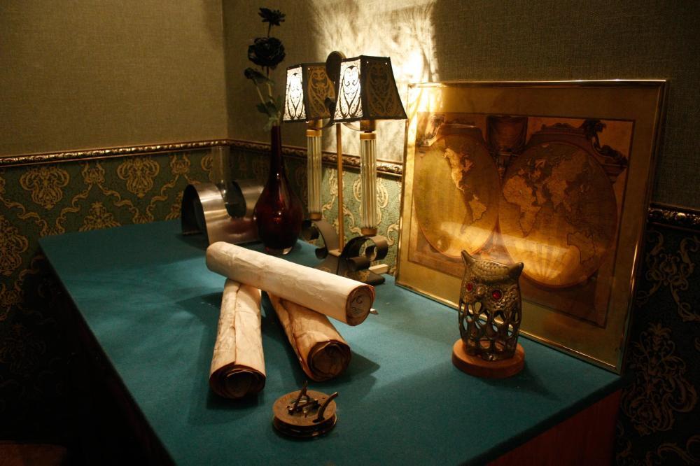 Квест «Тайный Орден» от квест-центра «В подвале»  со скидкой до 50% фото 1