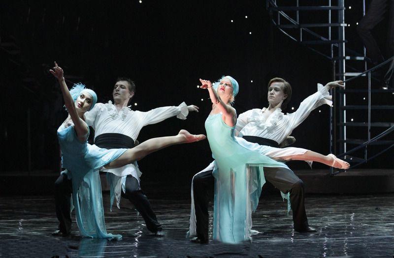 Спектакль «Grand канкан» в Театре «Московская оперетта» фото 7