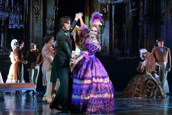 Мюзикл «Джейн Эйр» в Театре «Московская оперетта» фото 4