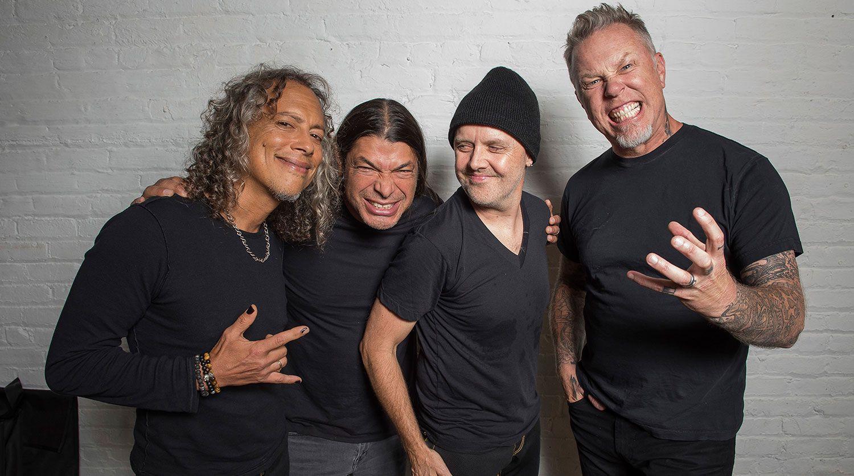 Трансляции #MetallicaMondays фото 1
