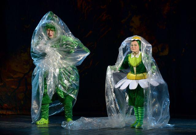Спектакль «Белоснежка» в Детском музыкальном театре имени Н. И. Сац фото 2