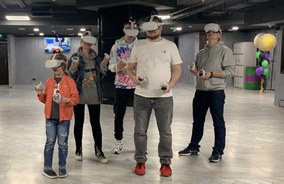 Акция «Скидка 10% всем студентам и школьникам» от арены виртуальной реальности VR-Real фото 2
