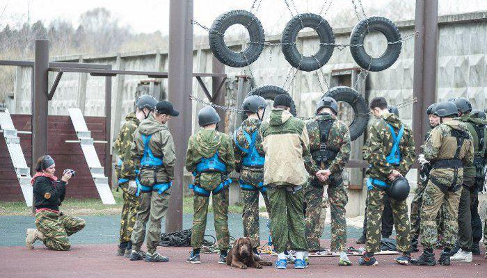 Тренинг-курс «Один день в спецназе» фото 7